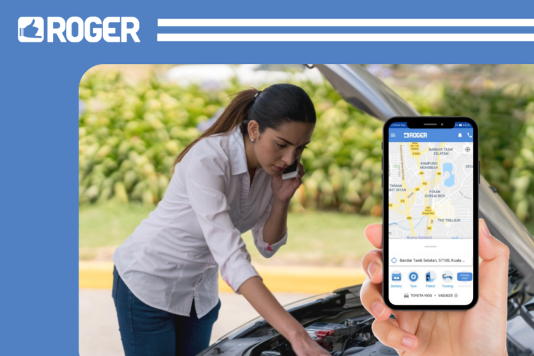 The New ROGER App will Have Everything Your Car Needs